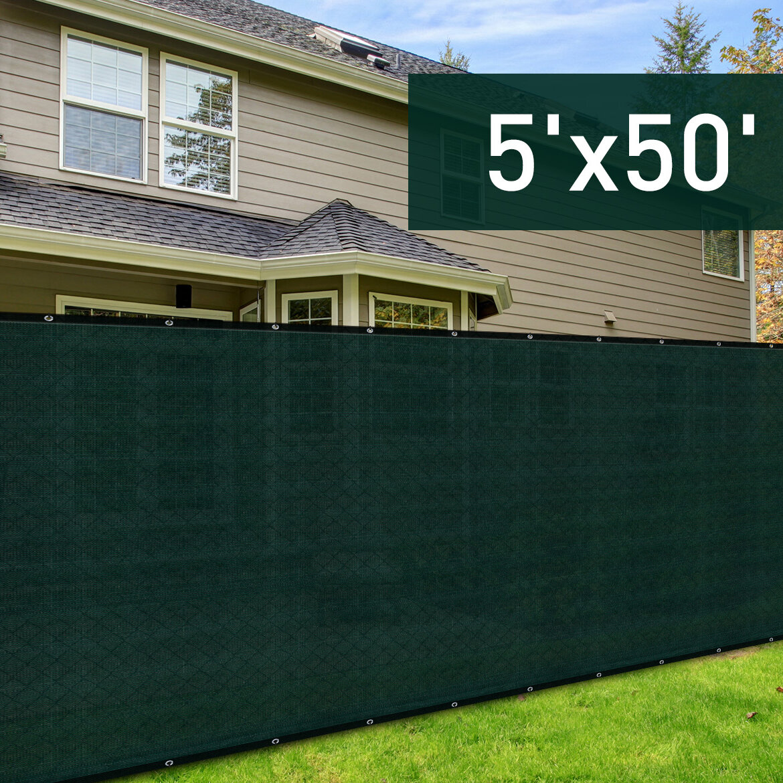 - Outsunny Sun Shade Backyard Privacy Screen Wayfair