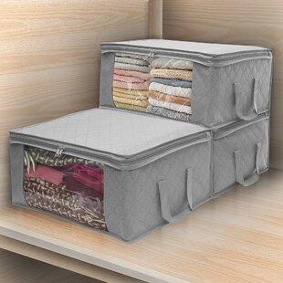 Fabric Underbed Storage