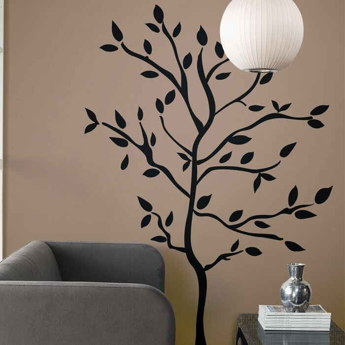 Genial Carlton 60 Piece Tree Branches Wall Decal Set