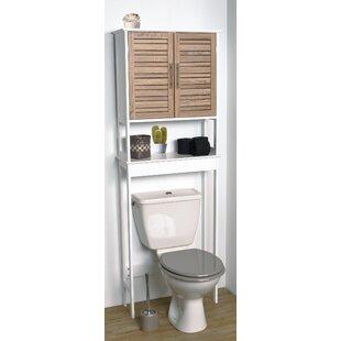 Stockholm 24 8 W X 70 5 H Over The Toilet Storage