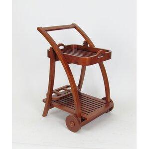 Bar Cart by Wayborn