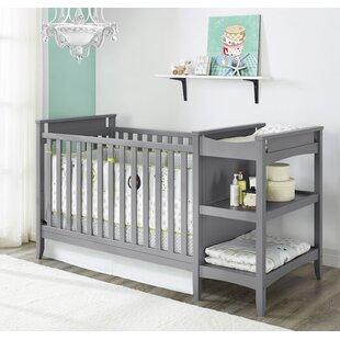 Superbe Crib U0026 Changing Table Combo