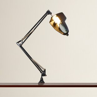 Magnifying desk lamp wayfair magnifying 36 desk lamp aloadofball Gallery
