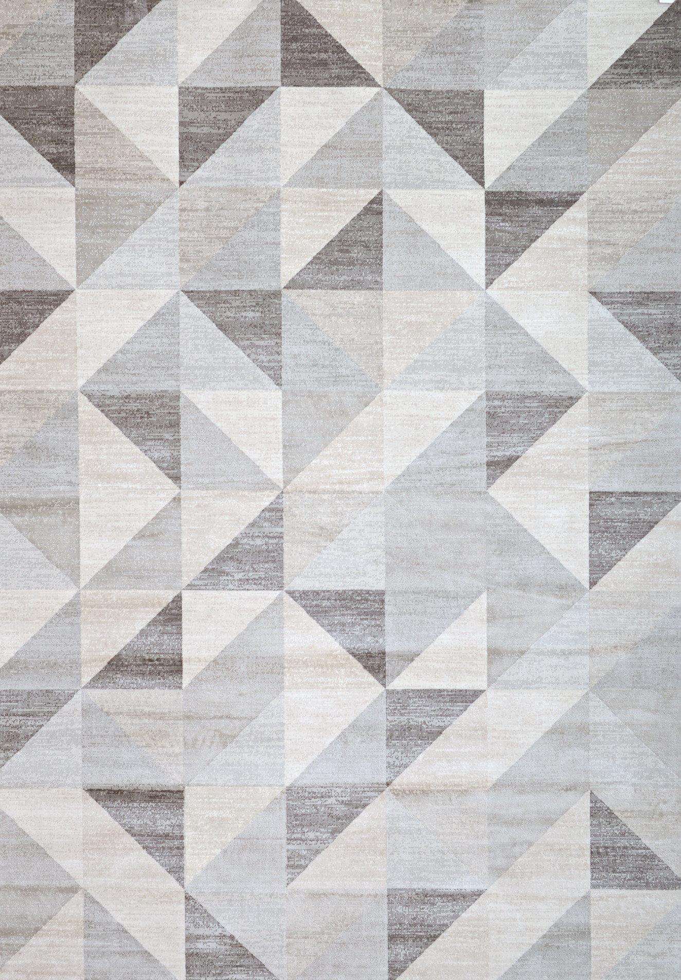 Abacasa Sonoma GreyWhite Area Rug Reviews Wayfair