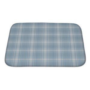 Picnic Plaid Bath Rug