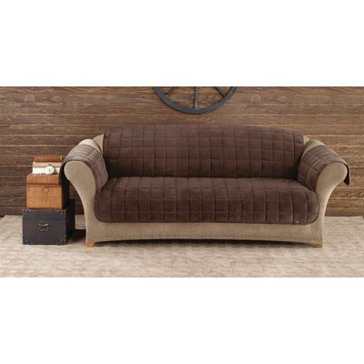 Deluxe Pet Box Cushion Sofa Slipcover