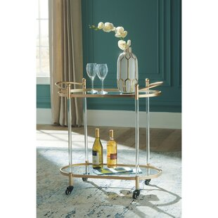 Rafferty Bar Cart