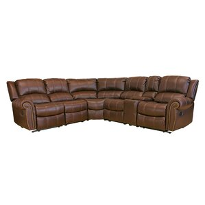 Gretna Reclining Sectional by Wildon Home ?