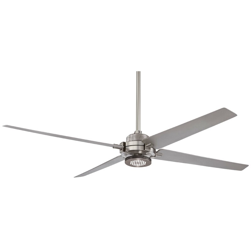 Minka Aire 60 Quot Spectre 4 Blade Led Ceiling Fan With Remote