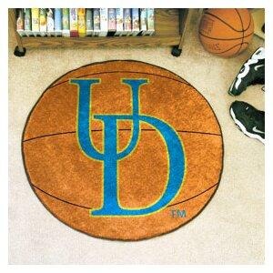 NCAA University of Delaware Basketball Mat