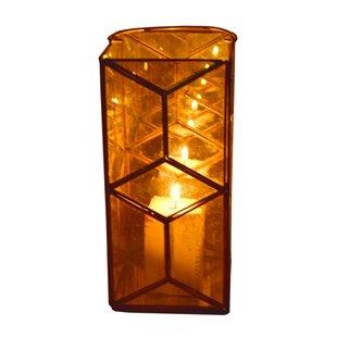 Summer Garden Glass Lantern