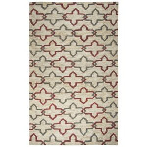 Whalan Hand-Woven Natural Area Rug