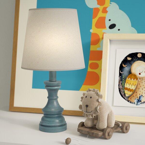 Harriet Bee Kiya Polyresin 15 Quot Table Lamp Amp Reviews Wayfair