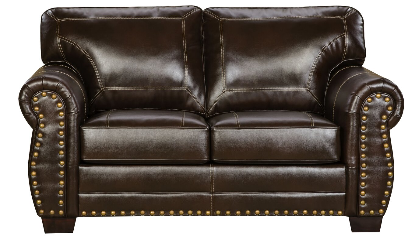 Faux Leather Sofa Beds You ll Love