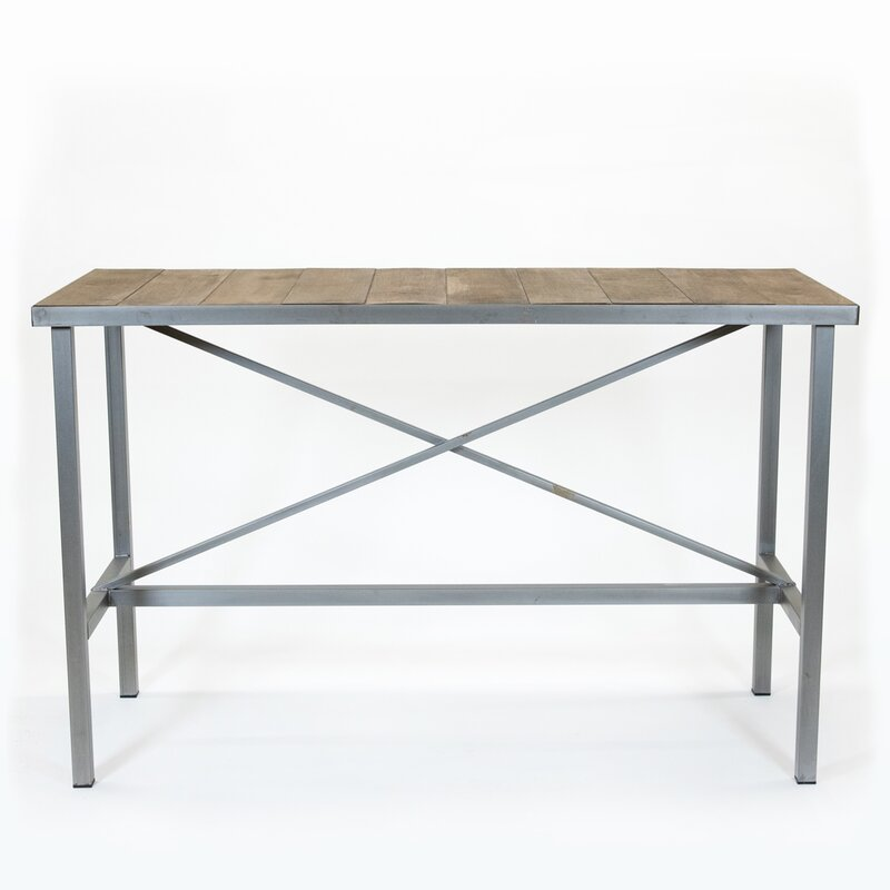 Vintage Bar Height Table