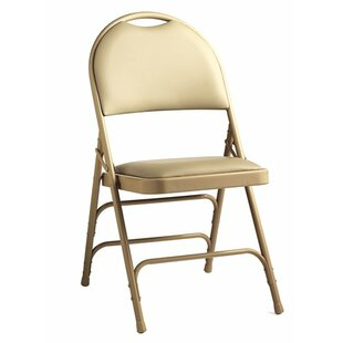 Leather Folding Chair | Wayfair