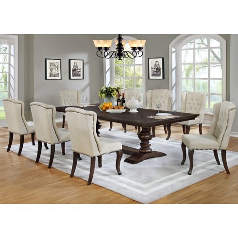 9 Piece Dining Set. Best Quality Furniture 9 Piece Dining Set   Wayfair