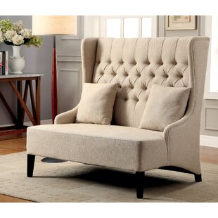 Salvaggio Upholstered Bench