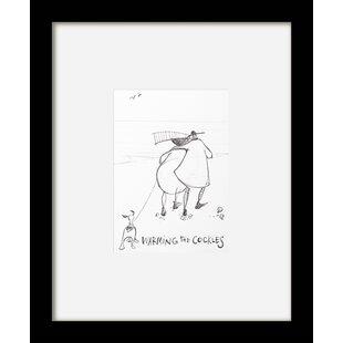 Sam Toft Framed Prints Wayfaircouk