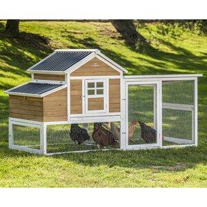 Balanchine XL Barn Chicken Coop