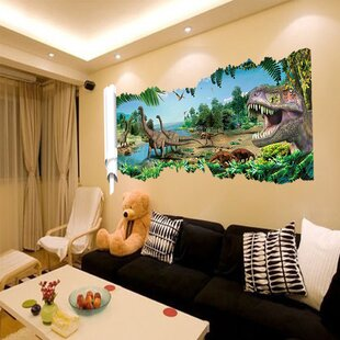 Imagineer Land Of The Dinosaurs Wall Decal