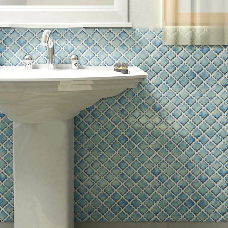 Elitetile Pharsalia 2 Quot X 2 25 Quot Porcelain Mosaic Tile In