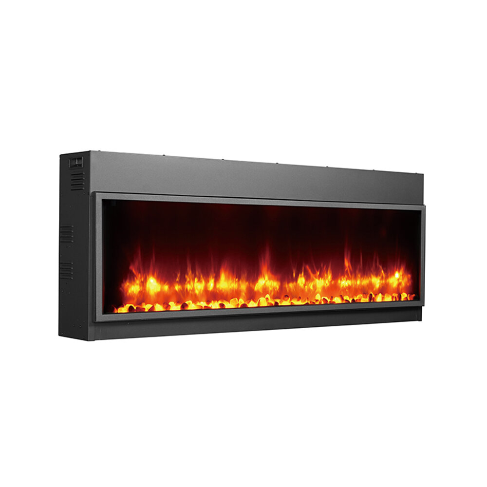 Barnier Led Wall Mounted Electric Fireplace