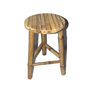Great Chanler Small Bamboo Stool
