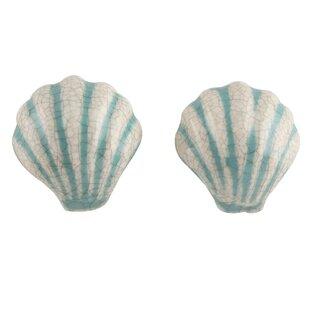Bon Sea Shell Dresser Novelty Knob