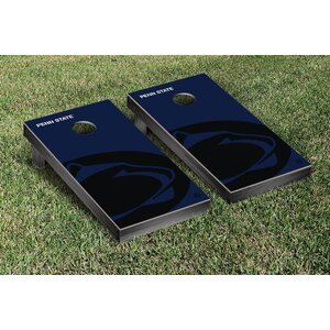 NCAA Penn State PSU Nittany Lions  Logo Version 1 Cornhole Game Set
