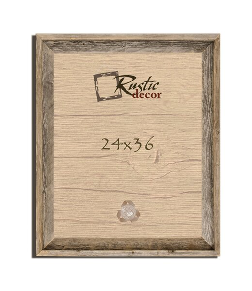 36 X 48 Wood Picture Frame | Wayfair
