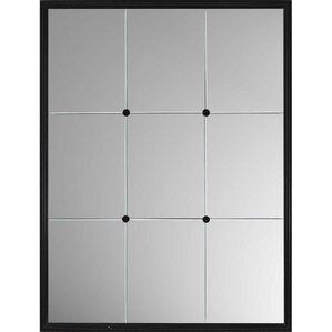 Contemporary Wall Mirror paragon mirrors you'll love   wayfair