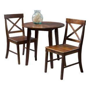 Stembridge 3 Piece Dining Set