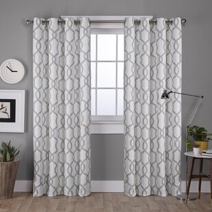 Teal And Gray Curtains