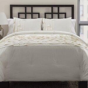 3 Piece Reversible Comforter Set