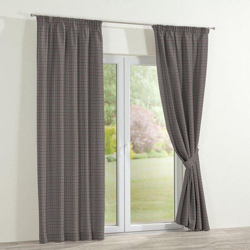 dekoria einzel vorhang bristol bewertungen. Black Bedroom Furniture Sets. Home Design Ideas