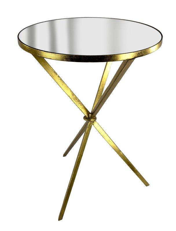 Marvelous Naomi Tripod End Table