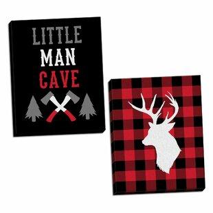Little Man Cave Signs | Wayfair