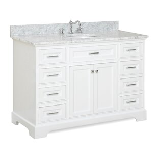 Save Kitchen Bath Collection Aria 48 Single Bathroom Vanity Set