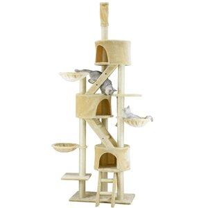 106″ Three Condo Cat Tree