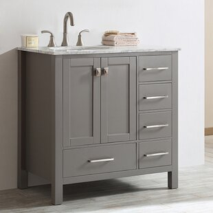 Quickview Newtown 36 Single Bathroom Vanity Set