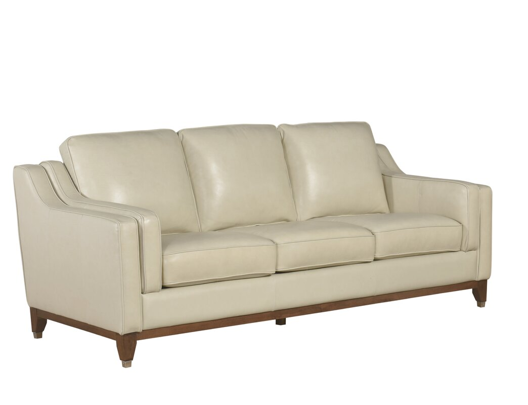 Jacob Top Grain Leather Sofa