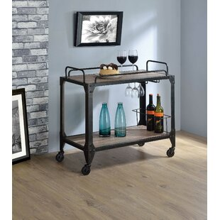 Salyer Bar Cart