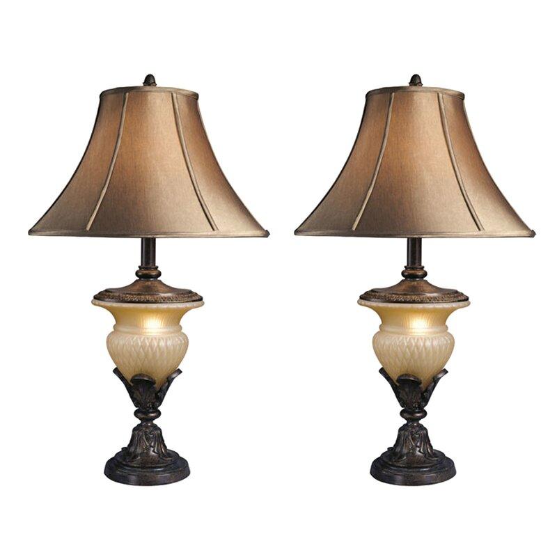 4 Way Table Lamps You Ll Love Wayfair