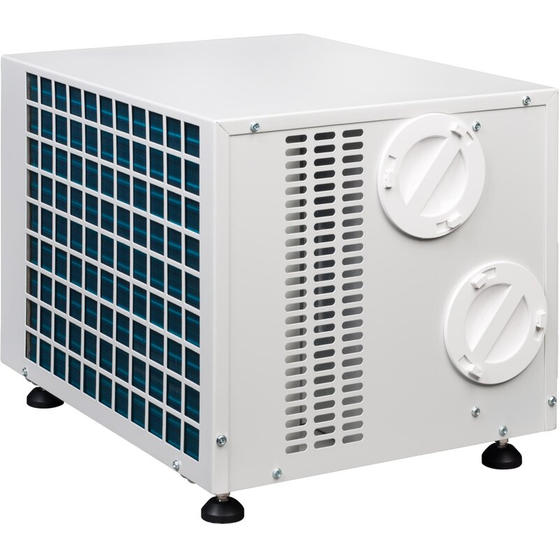 5,000 BTU Portable Air Conditioner with Heater and Remote