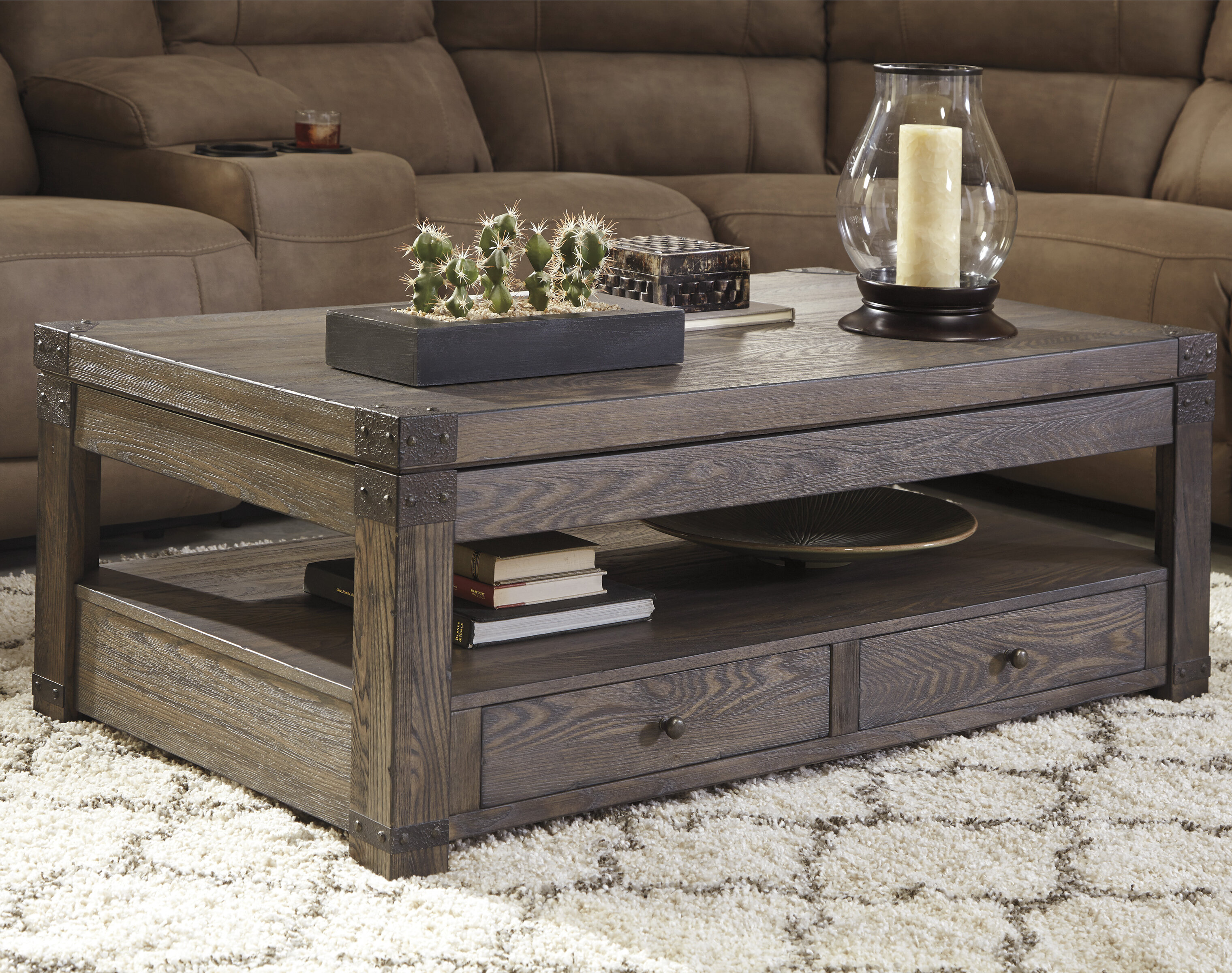 Loon Peak Bryan Coffee Table with Lift Top & Reviews