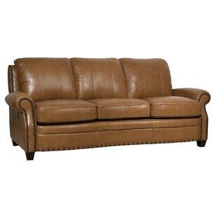 Good Hubbard Leather Sofa