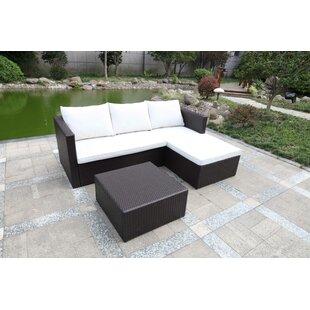 be7965b52943 Garden Sofa Sets You'll Love | Wayfair.co.uk