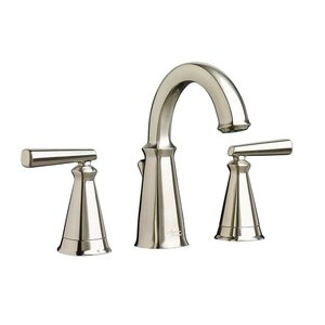 Delancey Widespread Doudle Handle Bathroom Faucet