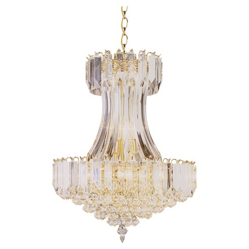 transglobe lighting back to basics 8 light empire chandelier wayfair